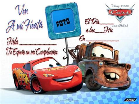 download film kartun mcqueen invitaciones de cumplea 241 os de cars