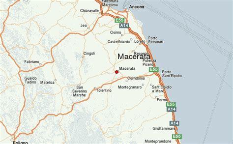 d italia macerata guide urbain de macerata