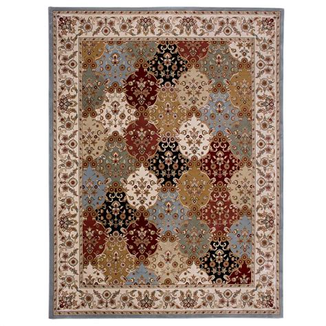 carpet art deco comfort rug carpet art deco eternity multi 8 ft x 10 ft area rug