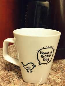 Coffee Mug Ideas by Gallery For Gt Diy Coffee Mugs Ideas