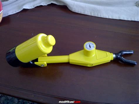 baru kunci setir model brake and gear shift lock