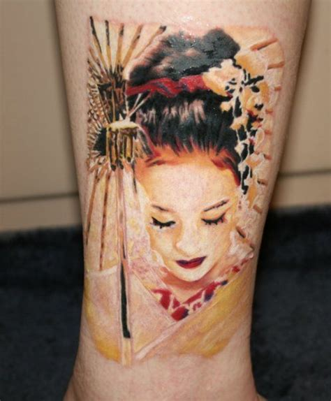 tattoo japanese face japanese woman face tattoo