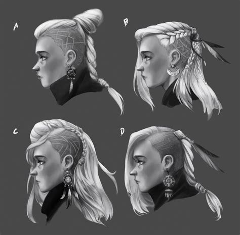 hairstyles to draw 1000 ideas about drawing hair on drawing hair