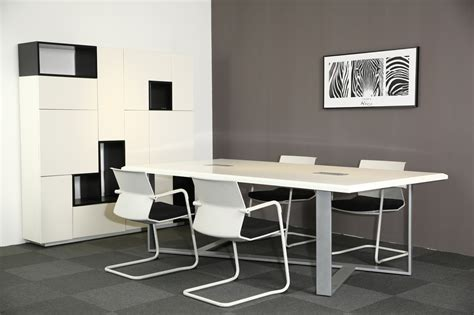 White Conference Table Modern White Conference Table Www Imgkid The Image Kid Has It