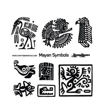 imagenes simbologia maya s 237 mbolos mayas pinteres