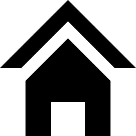 Haus Icon by Haus Symbol Symbol Kostenlos Simpleicon Places