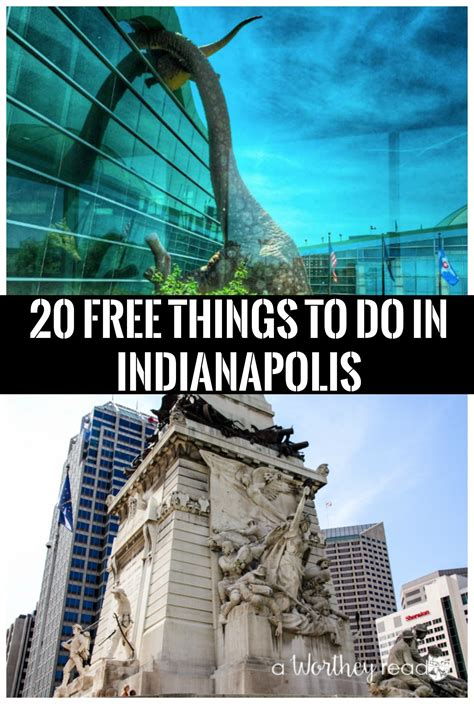 Things To Do In A Cabin by 20 Free Things To Do In Indianapolis A Worthey Read