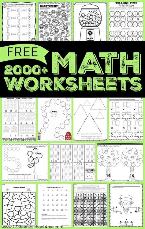 Grade Printable Worksheets