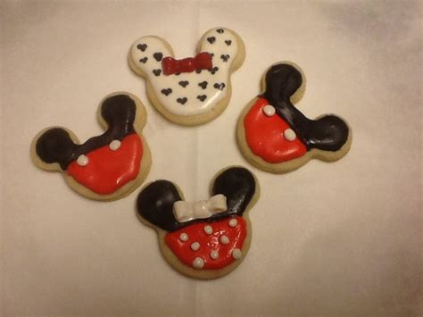 minnie mouse decor cakecentral com mickey minnie mouse cookies cakecentral com