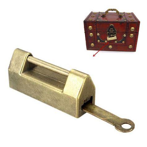 traditional retro brass jewelry box vintage style