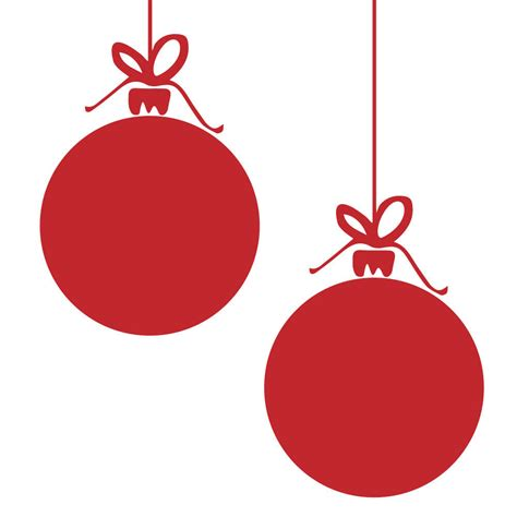 images of christmas baubles giant christmas bauble wall stickers pack of 4 by bloobry