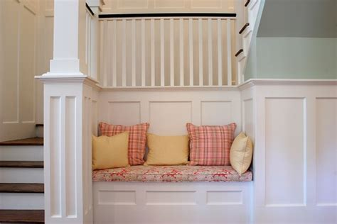 Wainscot Chair Rail by Interior Design Tips