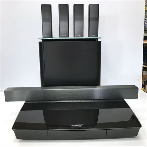 bose lifestyle  home theater system chicago pawners