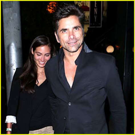 is john stamos married now john stamos girlfriend caitlin mchugh are engaged