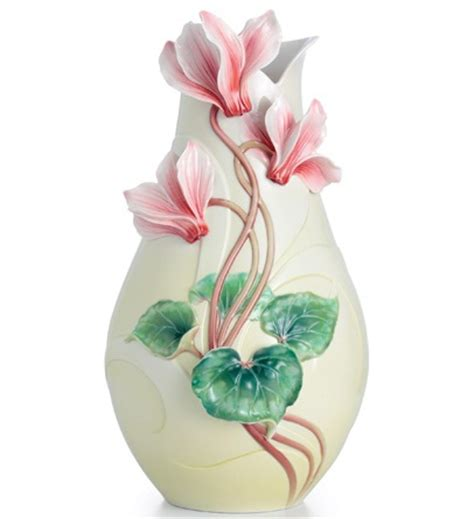 Porcelain Flower Vases by Porcelain Flower Vase