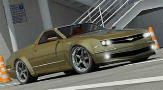 2017 chevy el camino rumors ss features price