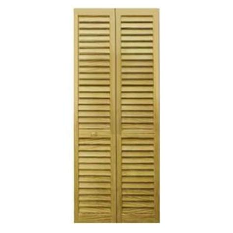 Solid Wood Louvered Doors Interior by Bay 32 In Plantation Louvered Solid