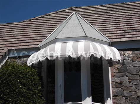 Dome Awnings For Home by Dome Stationary Fabric Awnings