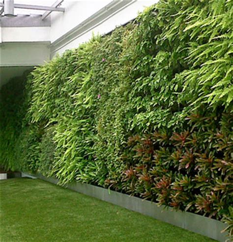 gro wall vertical gardening system rainwater collection