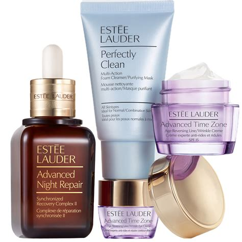 Serum Estee Lauder est 233 e lauder advance repair repair set free