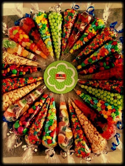 fiestas dulces 10 conos de dulces o botanas para fiestas hacemos envios infantiles botanas para