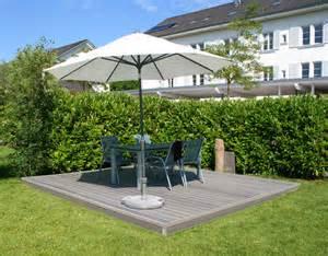 terrassen beispiele wpc terrassenbau mit qualit 228 tsanspruch wpc terrassen profi