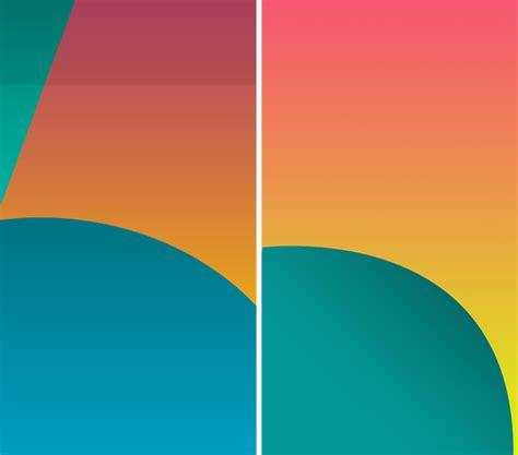Wallpaper des Nexus 5 schon jetzt nutzen