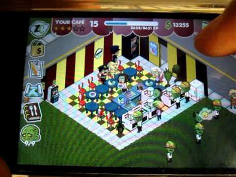 zombie cafe layout tips zombie cafe sumo trapping youtube