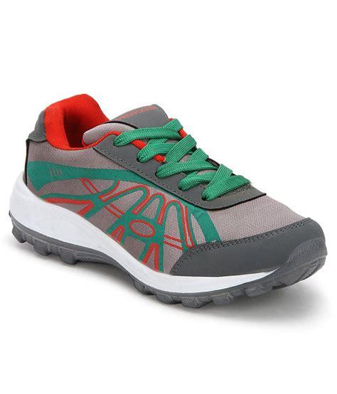 provogue sports shoes provogue gray sport shoes