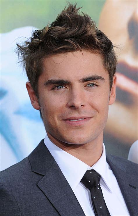 latest hollywood hair style for men cutting edge the five hottest hollywood male haircuts