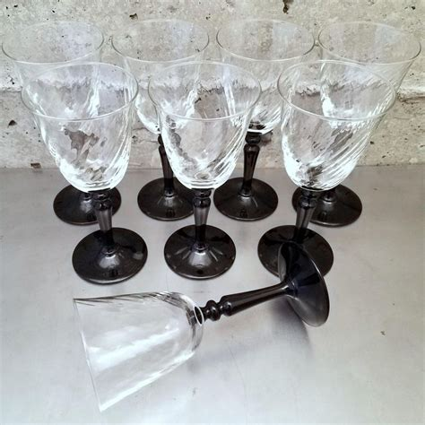 black patterned wine glasses 520 best midmodery images on pinterest