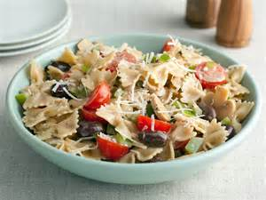 recipe for pasta salad paula s italian pasta salad recipe paula deen food network