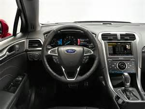 Ford Fusion 2016 Interior 2016 Ford Fusion Price Photos Reviews Features