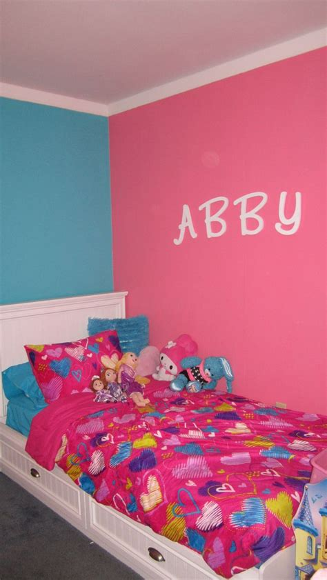 girls bedroom ideas turquoise pink and turquoise girls bedroom girls room ideas on