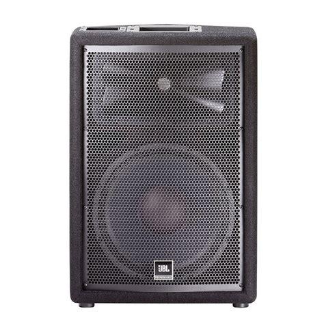Box Speaker Jbl jbl jrx212 12 passive pa speaker box opened at