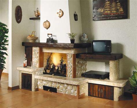 camino per cucinare camini in pietra da rustici a moderni foto 23 40