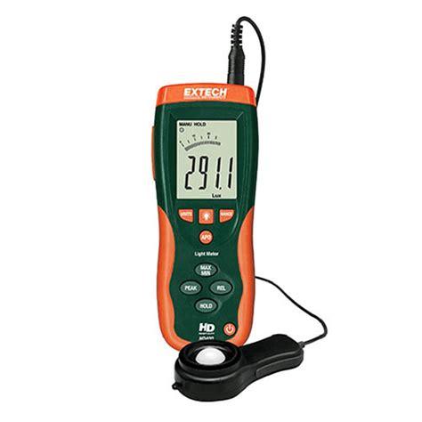 Extech Hd400 Light Meter extech hd400 nist heavy duty light meter with nist