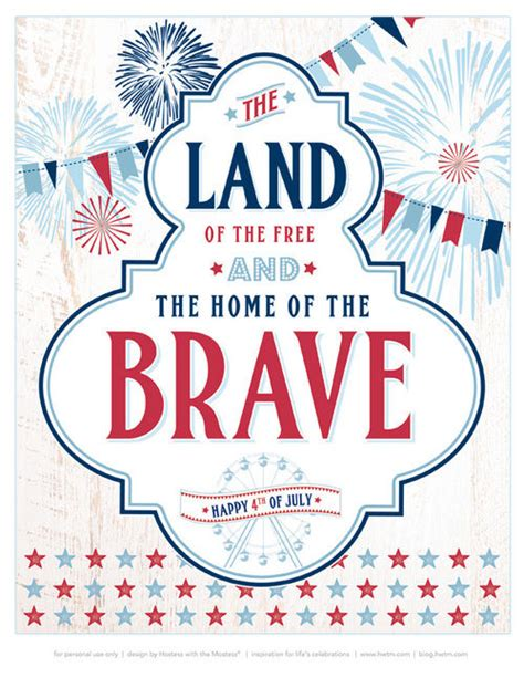 land of the free and home of the brave pictures photos