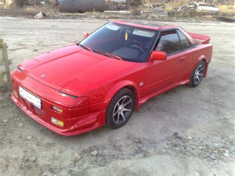 Toyota M2 1986 Toyota Mr2 Pictures For Sale