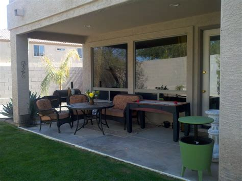 Patio Makeover by An Easy Pleasing Patio Makeover Managedmoms