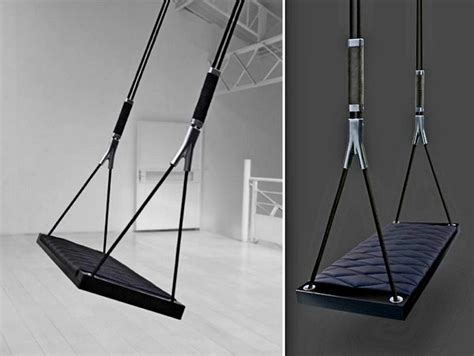 hanging swing from ceiling fun interior decorating ideas swing seats by svvving