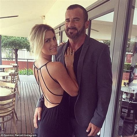 Dominic Purcell sends breakup text to Kimmy Breeding after