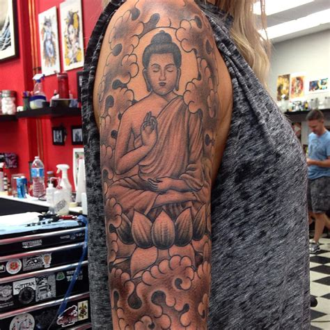 meditation tattoos 130 best buddha designs meanings spiritual