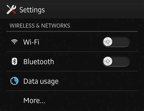 android settings menu how to set up mobile on android pc advisor