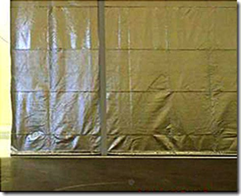 heat reflecting curtains cd5000 heat divider thermal curtain akon curtain and