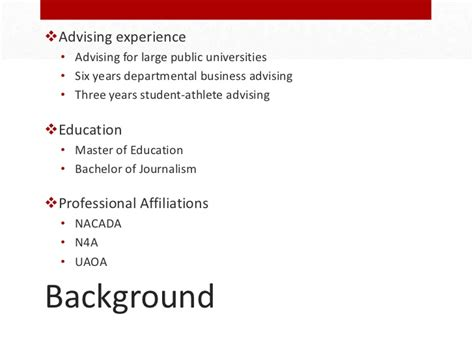 Clarkson Business Studies Bs Mba Advising by Nacada Techtalk No 4 Blogging In Academic Advising