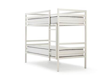 white metal bunk bed with futon academy modern bunk bed on sale now bedtime