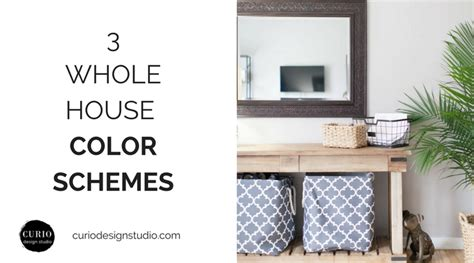 whole house color palette 2017 whole house color palette 2017 how to choose a color