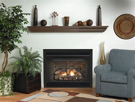 White Mountain Fireplaces by B Vent Fireplaces White Mountain Hearth