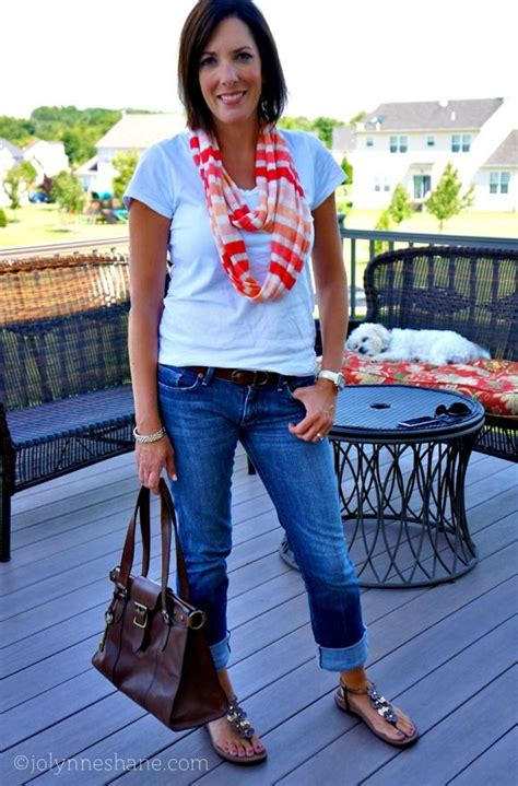 summer fashion for 40 years and over fashion over 40 housewife fashion and jean outfits